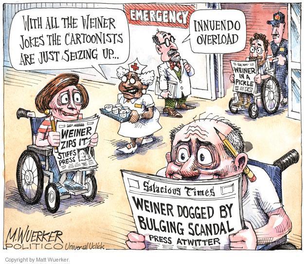 Matt Wuerker  Matt Wuerker's Editorial Cartoons 2011-06-04 atwitter