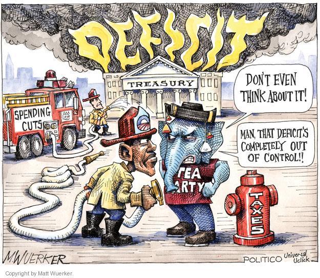Cartoonist Matt Wuerker  Matt Wuerker's Editorial Cartoons 2011-06-22 fireman