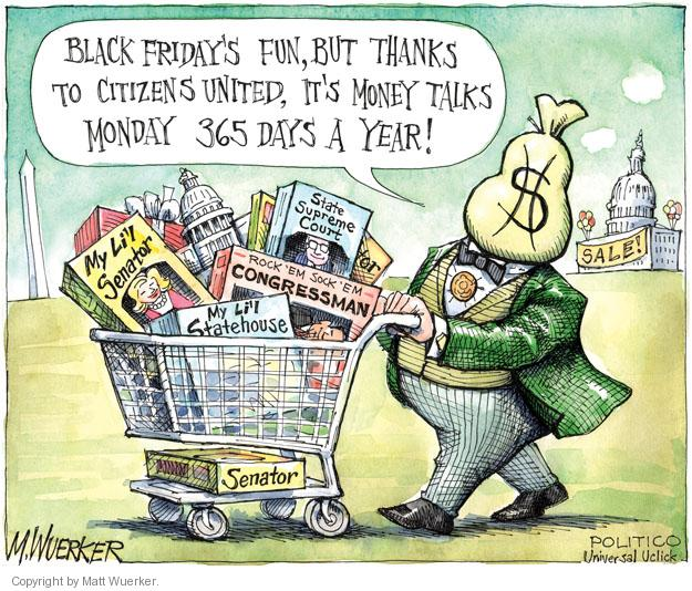 Matt Wuerker  Matt Wuerker's Editorial Cartoons 2011-11-29 thank