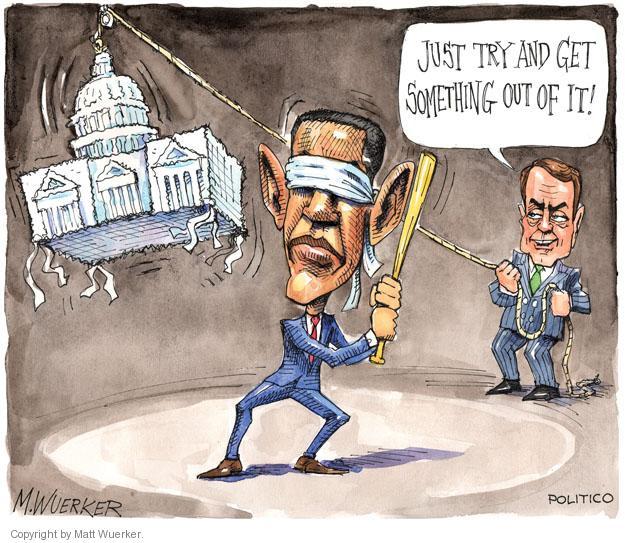 Matt Wuerker  Matt Wuerker's Editorial Cartoons 2012-01-24 baseball