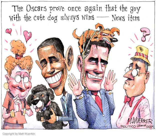 Matt Wuerker  Matt Wuerker's Editorial Cartoons 2012-02-28 car