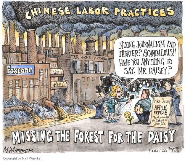 Cartoonist Matt Wuerker  Matt Wuerker's Editorial Cartoons 2012-04-02 television show