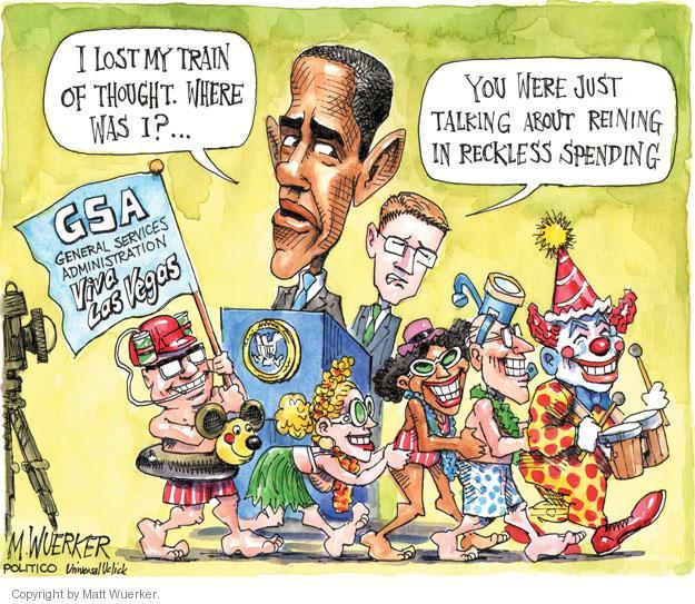 Cartoonist Matt Wuerker  Matt Wuerker's Editorial Cartoons 2012-04-09 excess