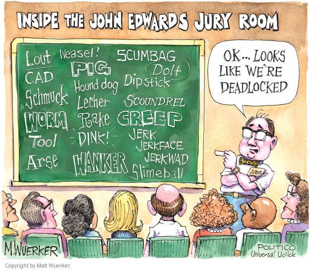 Matt Wuerker  Matt Wuerker's Editorial Cartoons 2012-06-01 trial