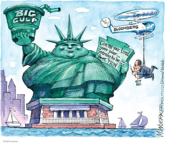 Cartoonist Matt Wuerker  Matt Wuerker's Editorial Cartoons 2012-06-07 liberty