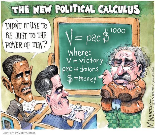 Cartoonist Matt Wuerker  Matt Wuerker's Editorial Cartoons 2012-06-14 campaign committee