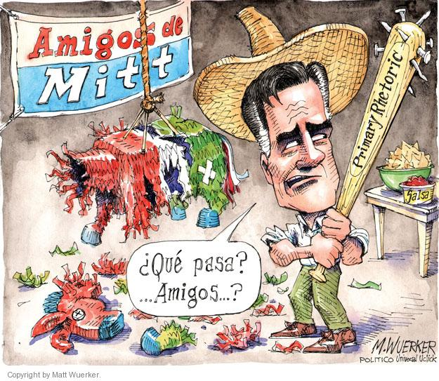 Matt Wuerker  Matt Wuerker's Editorial Cartoons 2012-06-22 2012 primary