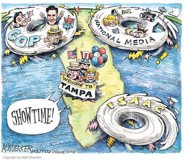 Cartoonist Matt Wuerker  Matt Wuerker's Editorial Cartoons 2012-08-27 campaign committee
