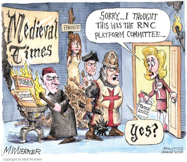 Cartoonist Matt Wuerker  Matt Wuerker's Editorial Cartoons 2012-08-28 campaign committee