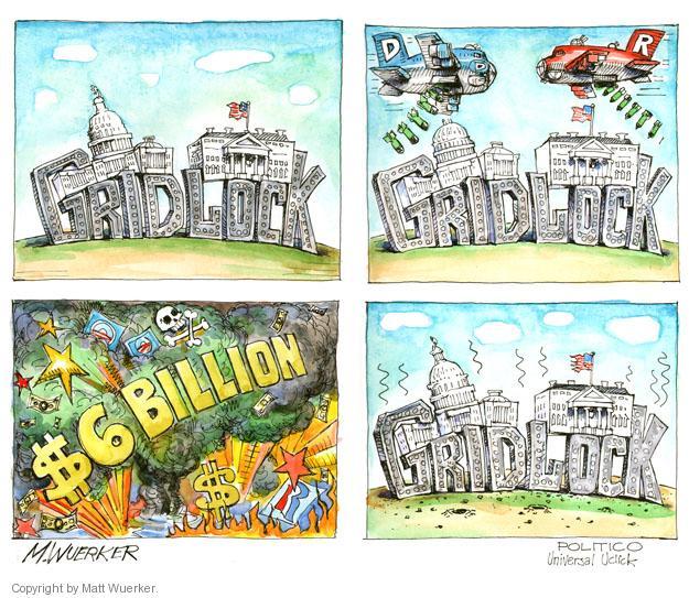 Matt Wuerker  Matt Wuerker's Editorial Cartoons 2012-11-13 stand