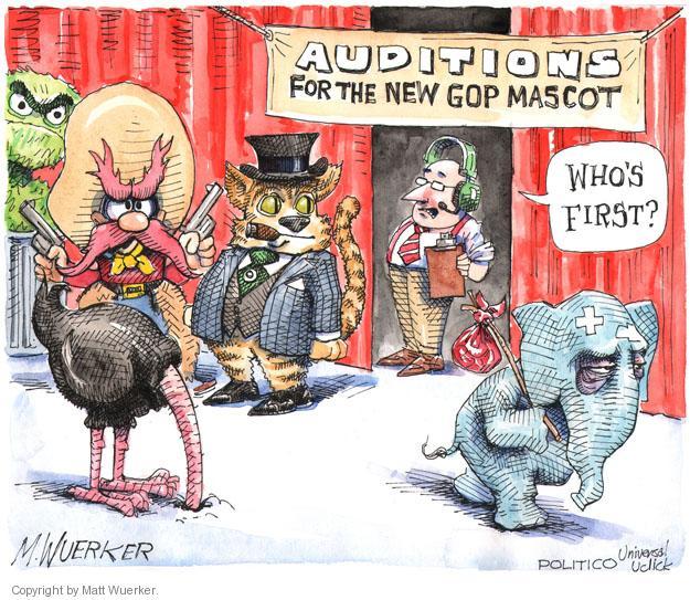 Cartoonist Matt Wuerker  Matt Wuerker's Editorial Cartoons 2012-11-20 republican party