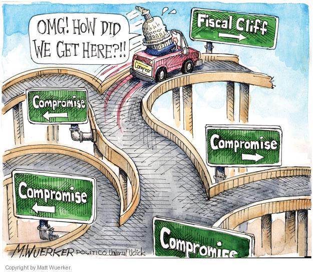 Cartoonist Matt Wuerker  Matt Wuerker's Editorial Cartoons 2012-11-26 Congress
