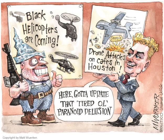 Cartoonist Matt Wuerker  Matt Wuerker's Editorial Cartoons 2013-03-12 military drone