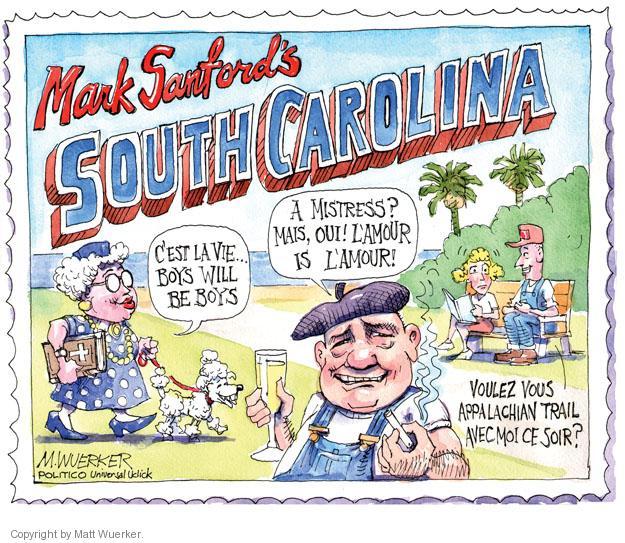 Matt Wuerker  Matt Wuerker's Editorial Cartoons 2013-05-09 Republican voter