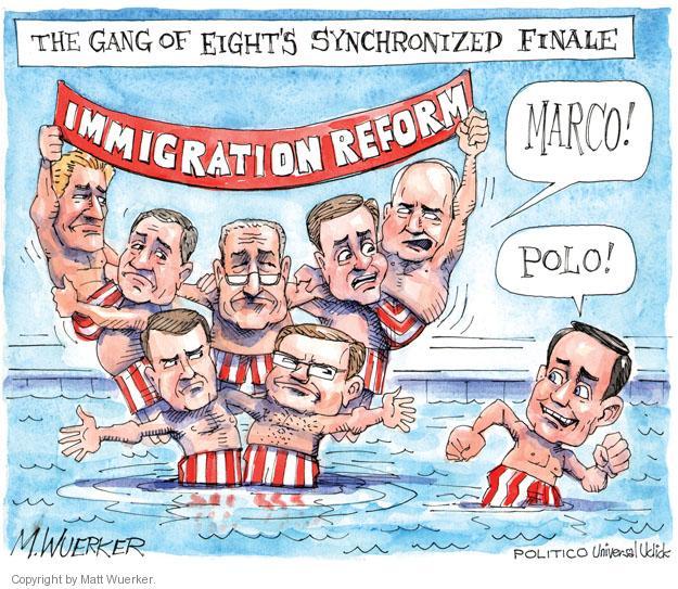 Cartoonist Matt Wuerker  Matt Wuerker's Editorial Cartoons 2013-06-19 Congress