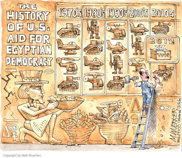 Cartoonist Matt Wuerker  Matt Wuerker's Editorial Cartoons 2013-08-16 Egypt