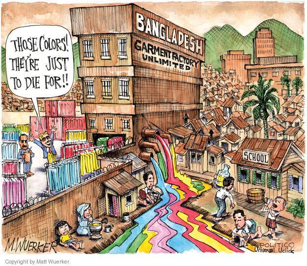 Matt Wuerker  Matt Wuerker's Editorial Cartoons 2013-09-17 outsource