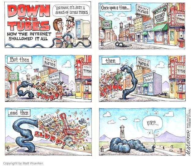 Cartoonist Matt Wuerker  Matt Wuerker's Editorial Cartoons 2013-09-24 Massachusetts
