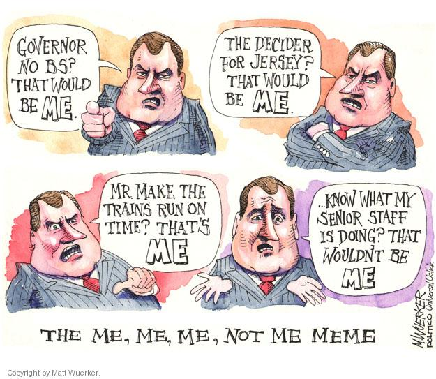Cartoonist Matt Wuerker  Matt Wuerker's Editorial Cartoons 2014-01-15 Chris