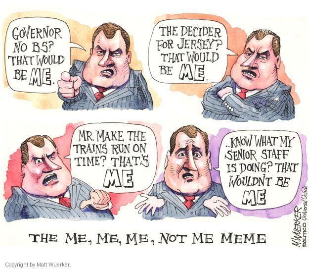 Cartoonist Matt Wuerker  Matt Wuerker's Editorial Cartoons 2014-01-15 payback