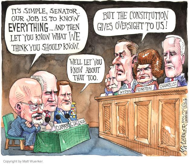 Cartoonist Matt Wuerker  Matt Wuerker's Editorial Cartoons 2014-02-03 government