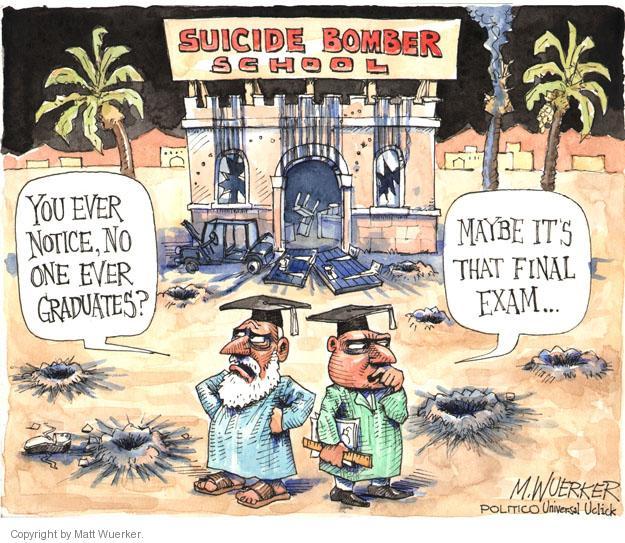 Matt Wuerker  Matt Wuerker's Editorial Cartoons 2014-02-18 attack
