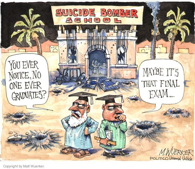 Matt Wuerker  Matt Wuerker's Editorial Cartoons 2014-02-18 violence