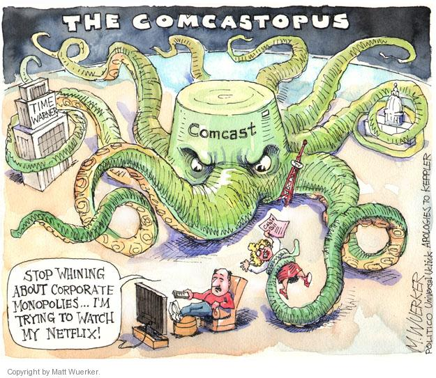 Matt Wuerker  Matt Wuerker's Editorial Cartoons 2014-02-21 fee