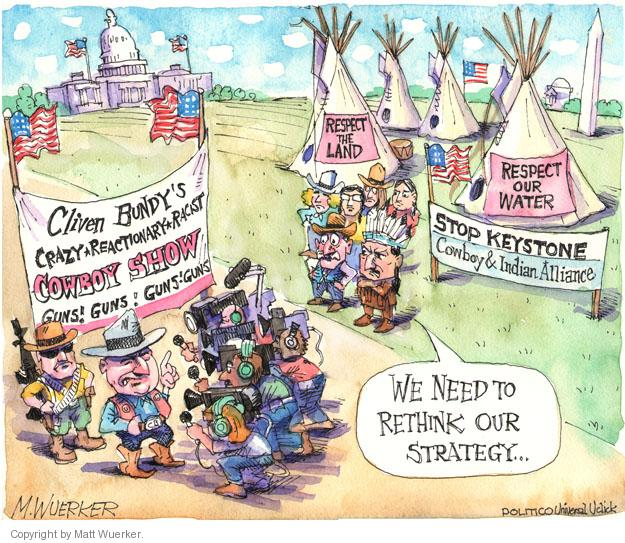 Cartoonist Matt Wuerker  Matt Wuerker's Editorial Cartoons 2014-04-28 crazy