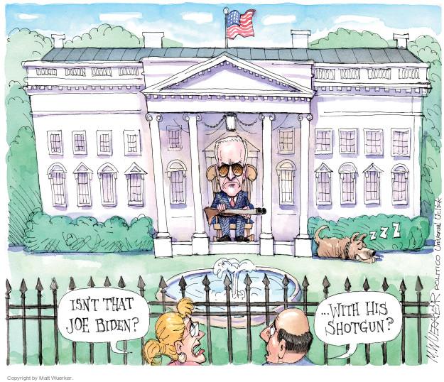 Cartoonist Matt Wuerker  Matt Wuerker's Editorial Cartoons 2014-10-01 Joe Biden