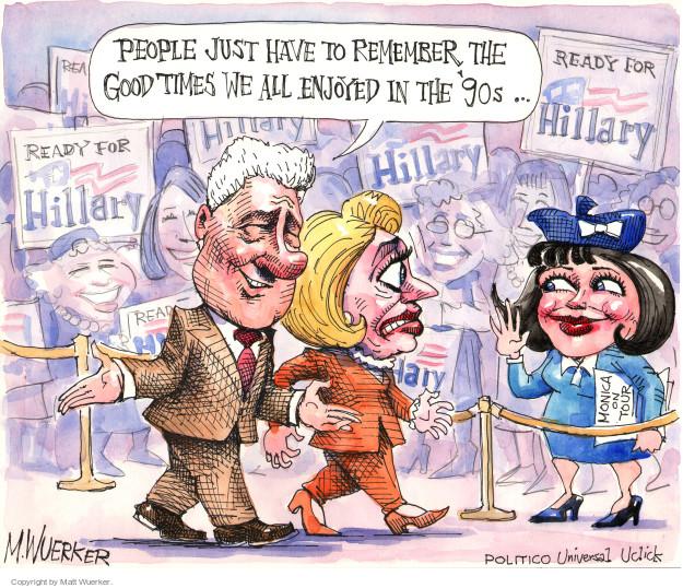 Cartoonist Matt Wuerker  Matt Wuerker's Editorial Cartoons 2014-10-23 2016 election