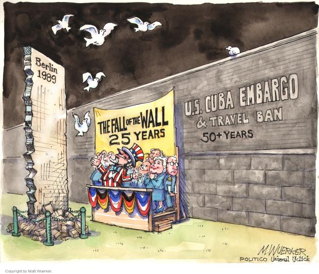 Matt Wuerker  Matt Wuerker's Editorial Cartoons 2014-11-10 historical