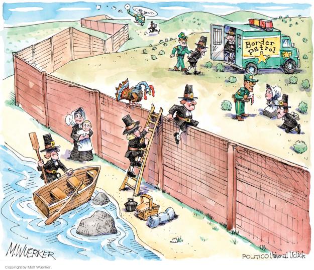 Cartoonist Matt Wuerker  Matt Wuerker's Editorial Cartoons 2014-11-21 border