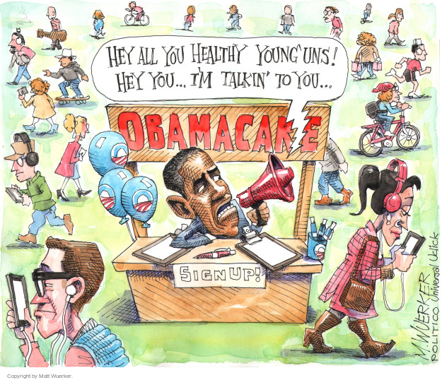 Cartoonist Matt Wuerker  Matt Wuerker's Editorial Cartoons 2013-11-18 president