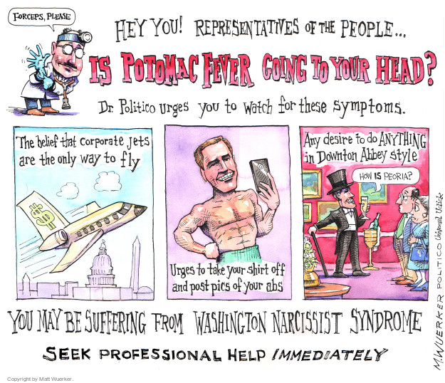 Cartoonist Matt Wuerker  Matt Wuerker's Editorial Cartoons 2015-03-23 congressman