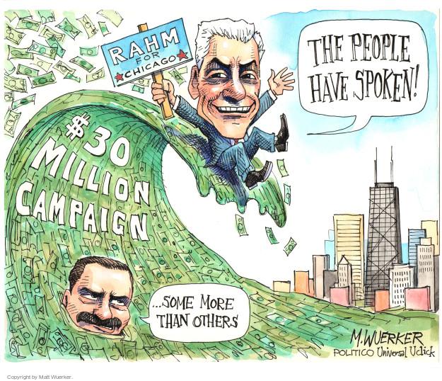 Matt Wuerker  Matt Wuerker's Editorial Cartoons 2015-04-08 people