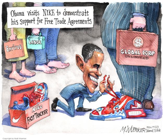 Matt Wuerker  Matt Wuerker's Editorial Cartoons 2015-05-12 environment