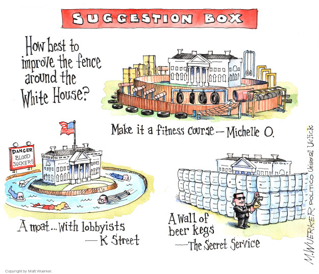 Cartoonist Matt Wuerker  Matt Wuerker's Editorial Cartoons 2015-05-19 Michelle Obama