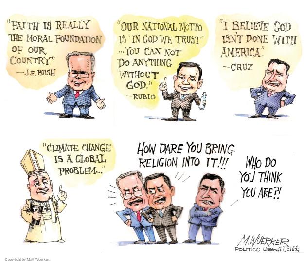 Cartoonist Matt Wuerker  Matt Wuerker's Editorial Cartoons 2015-06-22 Ted Cruz