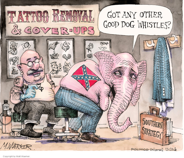 Cartoonist Matt Wuerker  Matt Wuerker's Editorial Cartoons 2015-06-23 GOP