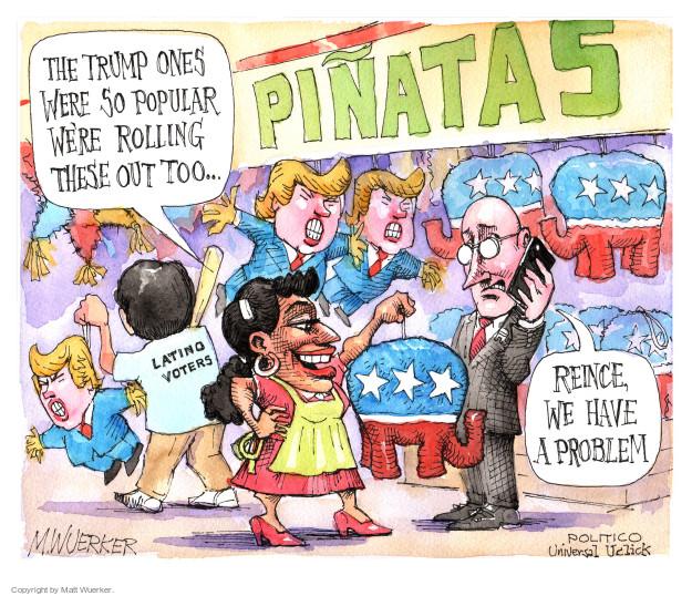 Cartoonist Matt Wuerker  Matt Wuerker's Editorial Cartoons 2015-07-21 campaign committee