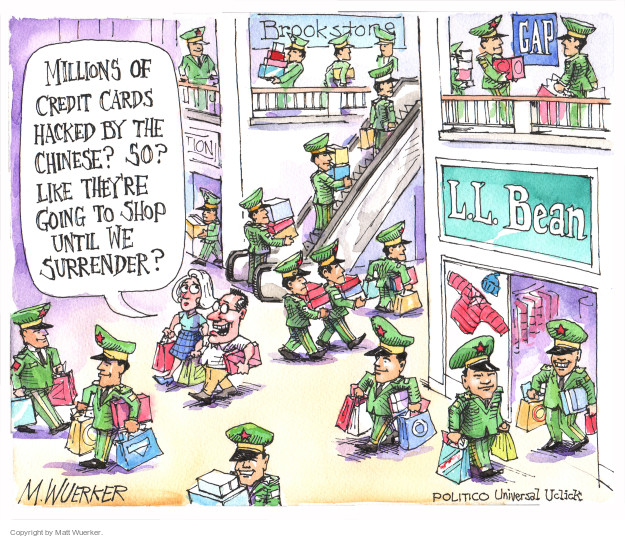Matt Wuerker  Matt Wuerker's Editorial Cartoons 2015-08-03 network