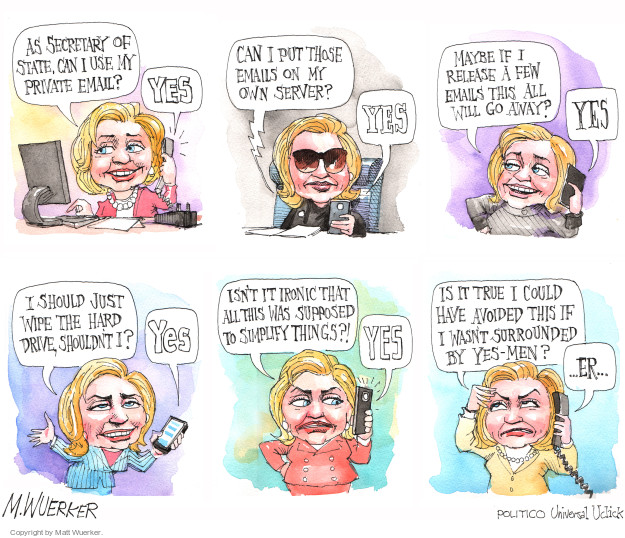 Cartoonist Matt Wuerker  Matt Wuerker's Editorial Cartoons 2015-08-20 government