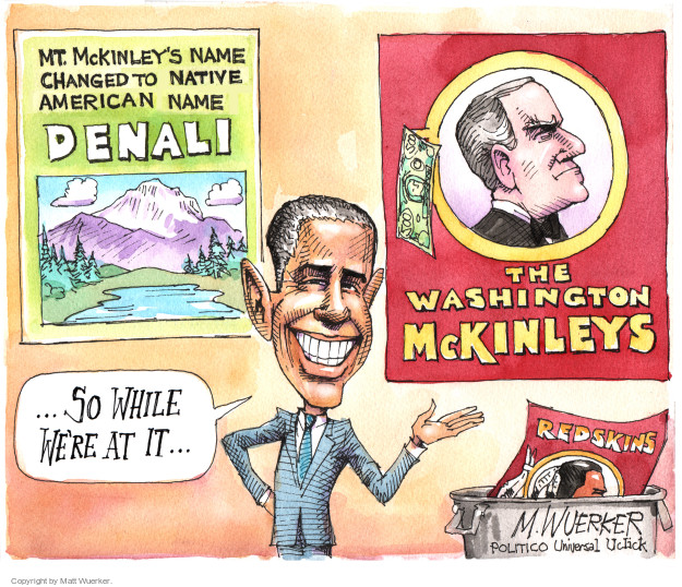 Cartoonist Matt Wuerker  Matt Wuerker's Editorial Cartoons 2015-08-31 name