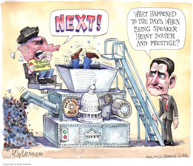 Cartoonist Matt Wuerker  Matt Wuerker's Editorial Cartoons 2015-10-12 right-wing