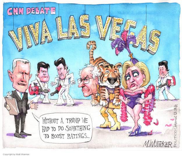 Matt Wuerker  Matt Wuerker's Editorial Cartoons 2015-10-13 Bernie Sanders