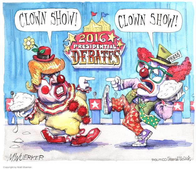 Matt Wuerker  Matt Wuerker's Editorial Cartoons 2015-11-03 candidacy