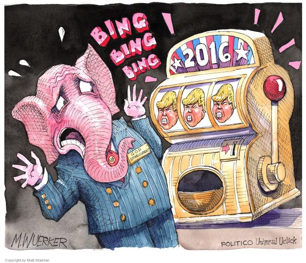 Matt Wuerker  Matt Wuerker's Editorial Cartoons 2015-12-15 primary