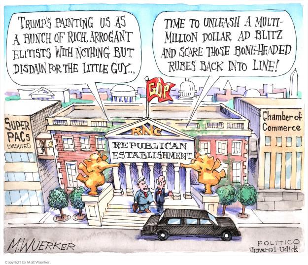 Matt Wuerker  Matt Wuerker's Editorial Cartoons 2016-03-14 commerce