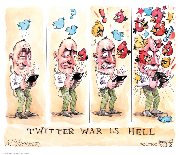 Cartoonist Matt Wuerker  Matt Wuerker's Editorial Cartoons 2016-05-05 social